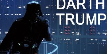 Open Thread - Darth Trump