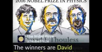 Open Thread - And Now For The Nobel Prize In Physics