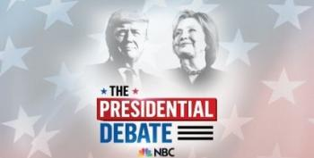 St. Louis Town Hall Debate Open Thread