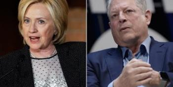 WATCH:  Al Gore Campaigns With Hillary Clinton In Florida
