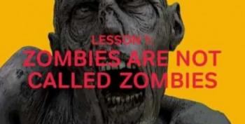 Open Thread - John Cleese Catches You Up On The Walking Dead