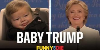 Open Thread - Meet Baby Trump!