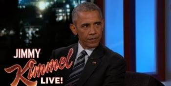 President Obama:  Trump Is Different From 'Honorable Men' McCain And Romney