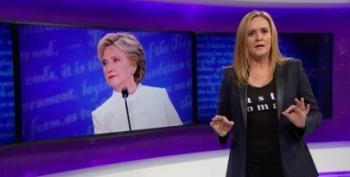 Samantha Bee Celebrates Hillary's Debate Answer On Late-Term Abortion