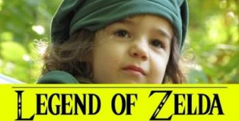 Open Thread: Take A Sanity Break With The Cutest Zelda Video Ever