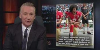 Bill Maher: 'Grow The F*ck Up' The Danger Of False Equivalency