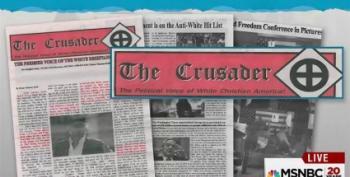 KKK Newspaper Officially Endorses Donald Trump For President