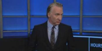Bill Maher To The Media:  Do Your Effing Job!