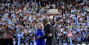 Clintons And Obamas Rally Together With Bruce Springsteen, Bon Jovi In Philly