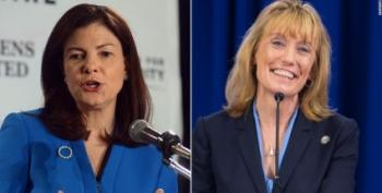 Kelly Ayotte Concedes To Maggie Hassan In A Squeaker Of A Race