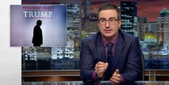 John Oliver: 'How The F*ck Did We Get Here?'