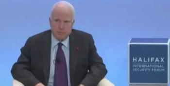 John McCain: 'I Don't Give A Damn. We Will Not Waterboard. We Will Not Torture People'
