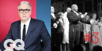 Keith Olbermann To Trump: 'America Will Kick Your Ass!'