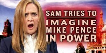Samantha Bee Tries Imagining Pence In Power (Web Extra)