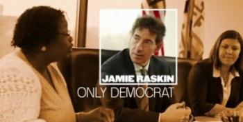 Blue America Candidate Jamie Raskin Delivers Verbal Knockout Punch To Bannon
