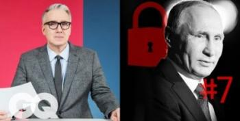For Keith Olbermann, The Hacked Election Is Personal