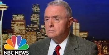 General Barry McCaffrey: Gen. Michael Flynn's Tweets 'Border On Demented'