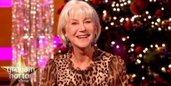 Dame Helen Mirren Reviews 2016:  'A Big Pile Of Sh*t.'