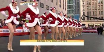 Are Rockettes Being Forced To Perform At Trump's Inaugural? UPDATED