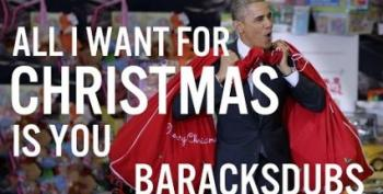 Open Thread - All Barack Obama Wants For Christmas!