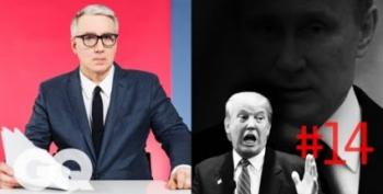C&L's Good Guys Of The Year: #3: Keith Olbermann