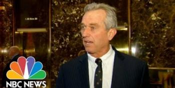 RFK Jr's Disappointing Defection: Hide The Babies!