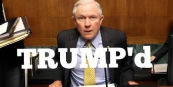 TRUMP'd: A Racist Attorney General!