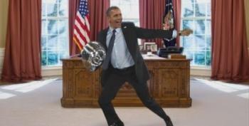 Ellen DeGeneres Pays Tribute To The Obamas