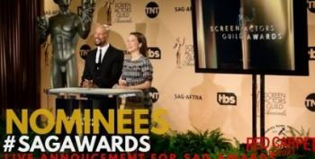 Screen Actors Guild Awards Open Thread