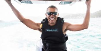 Open Thread - Vacation Videos From Obama