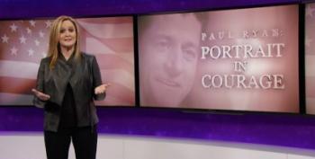 Samantha Bee Celebrates Paul Ryan, Trump's 'Loyal Husky'