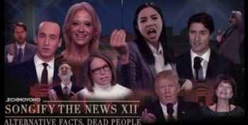 Songify The News Is Back! Their New Hit: 'Alternative Facts'