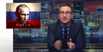 MUST SEE: John Oliver Connects The Dots On Putin, Trump