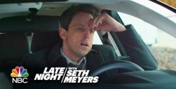 Open Thread - Seth Meyers Presents 'Oscar Bait'