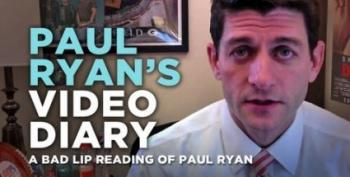 Open Thread - Flashback Friday With Paul Ryan, Romney's VP!