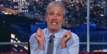 Jon Stewart Tells Journos To Take Up New Hobby, 'Journalism'