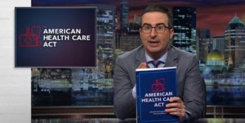 John Oliver On Obamacare Is The Best Cure For Monday Morning