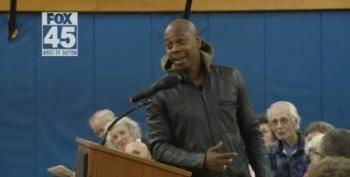Dave Chappelle Knows How To Improve Policing.  We Should Listen