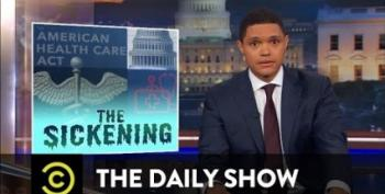 Open Thread - Trevor Noah Reviews Trump's AHCA Week