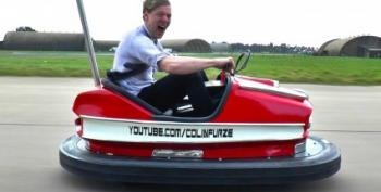 Open Thread - World's Fastest Bumper Car