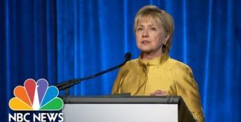 Hillary Clinton Slams Trump On LGBT Rights