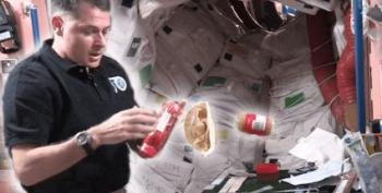 Open Thread - PBJ -- In SPACE!