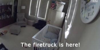 Open Thread - It's A Firetruck!
