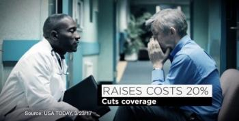 New Ad Targets Repeal Supporters: 'How Could You Do This To Us?'