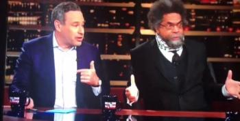 Bill Maher, Cornel West Get Into Yelling Match Over Election
