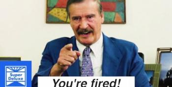 A (Hilarious) Message For Trump From Former Mexican President Vicente Fox
