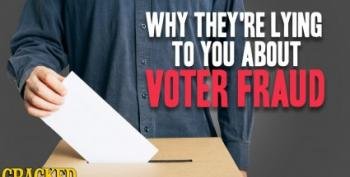 Open Thread - Voter Fraud Is A Lie