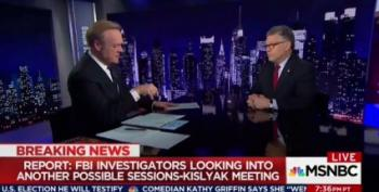 Al Franken Asked Comey To Investigate Third Sessions Meeting With Kislyak
