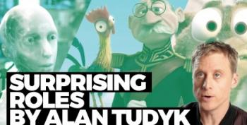 Open Thread: The Many Voices Of Alan Tudyk