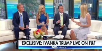 Ivanka Tells Fox: 'I Wasn't Expecting This Level Of Viciousness'